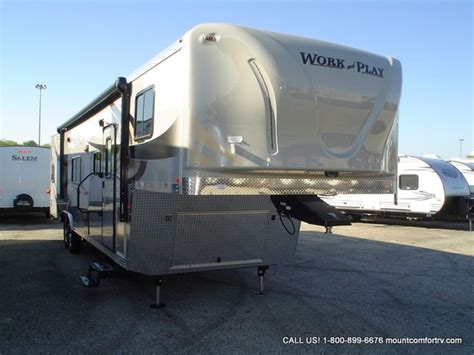 mt comfort rv 2016 forest river work and play travel trailers 38rls