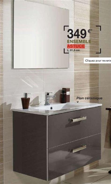 meuble salle de bain promo leroy merlin