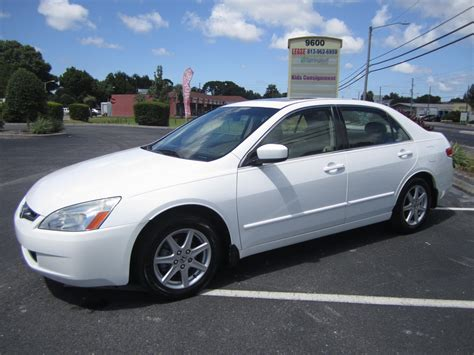 2004 honda accord for sale sold 2004 honda accord ex l v6 one owner meticulous motors