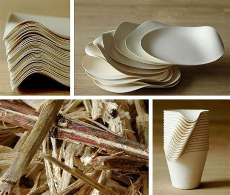 How To Make Paper From Sugarcane Bagasse - wasara disposable dishes these environmental products are