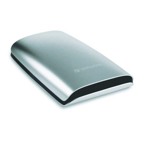 Harddisk Portable 500gb cdrlabs verbatim 500gb usb portable drive silver disk drives