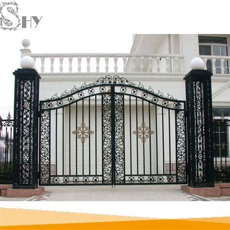 modern decorative house entrance cast iron latest main