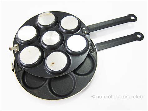 Cetakan Serabi Pancake 4 Lubang cooking club serabi beras