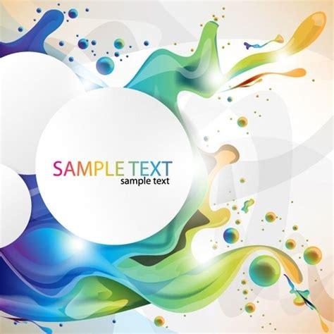 Splatter Lines E Money Card splash free vector 1 094 free vector for