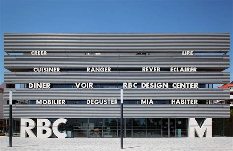 Rbc Design Center by Rbc Design Center Ateliers Jean Nouvel