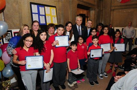 Essex New Jersey Records The County Of Essex New Jersey Essex County Executive Welcomes Student Artists To