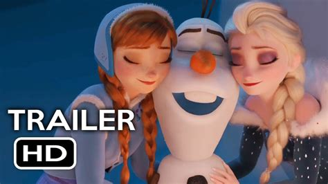 film frozen part 1 olaf s frozen adventure short film official trailer 1