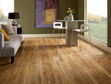 2012 homes contemporary hardwood flooring other