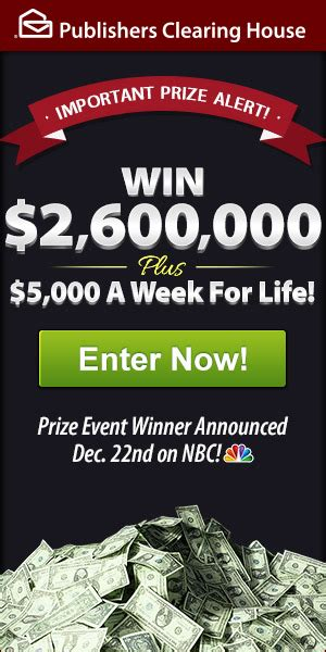 Nbc Publishers Clearing House Winner 2017 - throwback thursday a look at how the prize patrol has changed pch blog