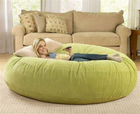 big pillow chair floor pillows for lounging around diy and crafts