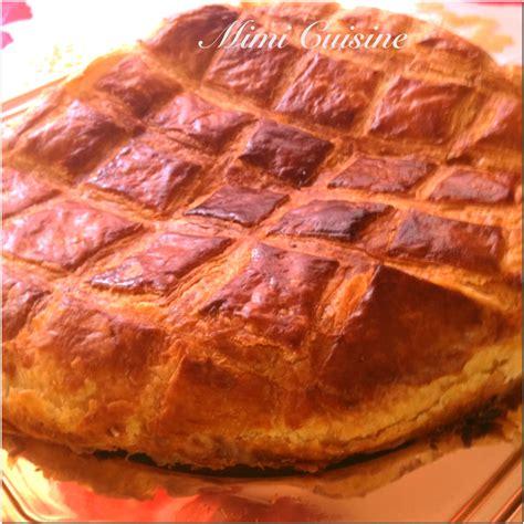 galette des rois hervé cuisine galette des rois frangipane recette thermomix mimi cuisine
