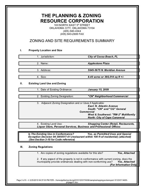 occupancy report template zoning certificate sle images certificate design and
