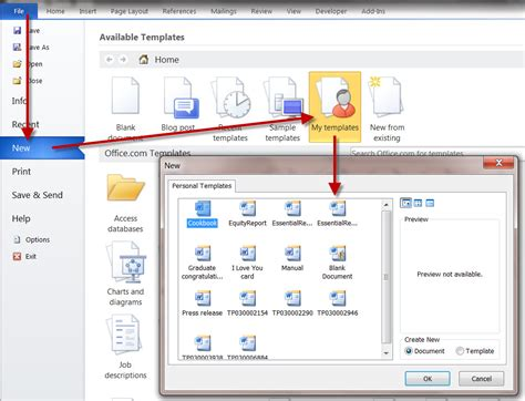 how to use a template in word 2010 pediabittorrent
