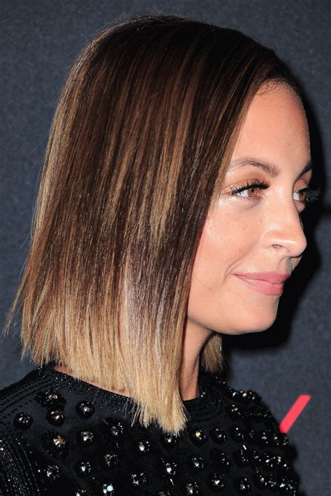 tips when youre bored of straight lifeless hair dip dye hairstyles from some of our favourite celebrities