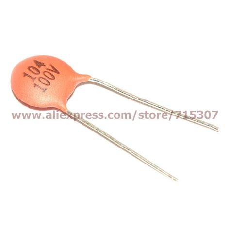 ceramic capacitors are used in 1000pcs ceramic capacitors 100v 100000pf 100nf 0 1uf ceramic disc capacitor 104 jpg