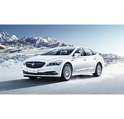 2017 Buick LaCrosse Hybrid Launched In China  GM Authority