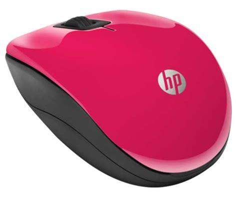 Mouse Hp Z3600 mouse hp z3600 wireless rosa preto w2j36aa pichau
