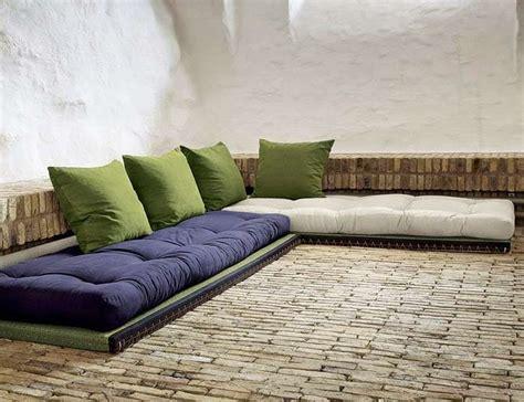 japanischer futon kaufen palettenbett matratzen und palettensofa auflagen
