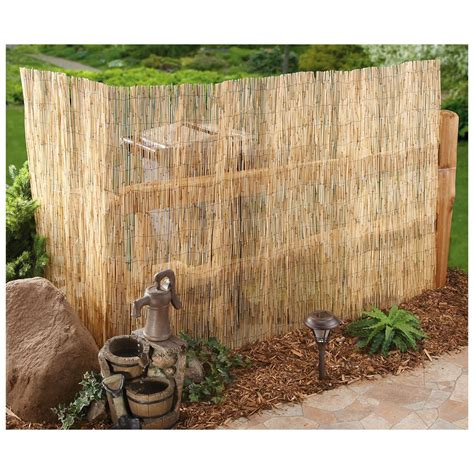 tips easy  install bamboo fencing   indoor