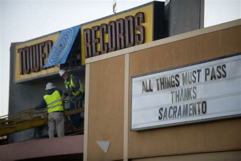 Records Sacramento The Frame 174 Colin Hanks Documentary Tells The Story Of The Iconic Tower Records 89 3 Kpcc
