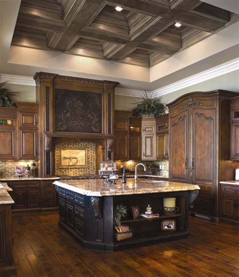Habersham Kitchen Cabinets by Detailed Ceilings Tactile Textures Among Top Nkba Kitchen