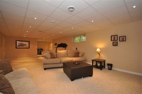 Dropped Ceilings For Basements by Basement Drop Ceiling Home Design