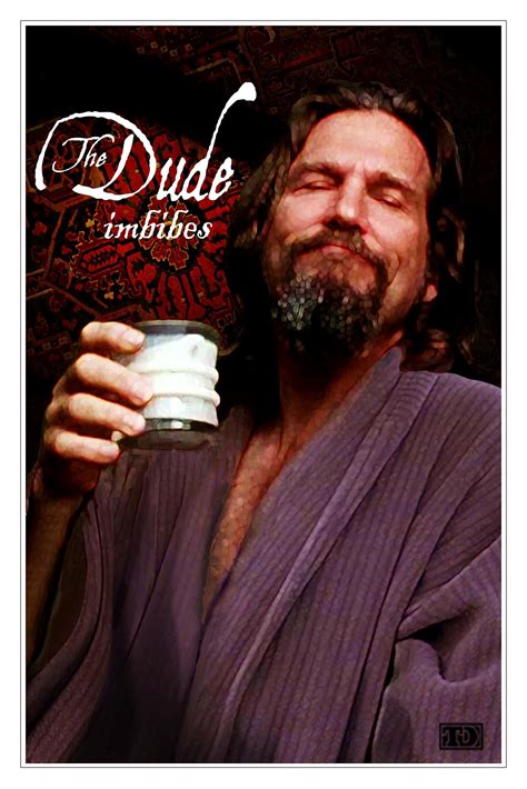 White Russian Meme - philosfx the dude imbibes