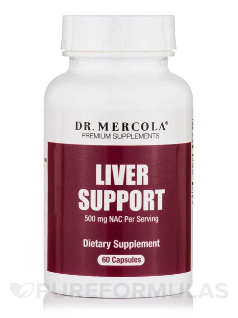 Dr Dodds Liver Detox For Dogs With Liver Problems by Liver Support 60 Capsules