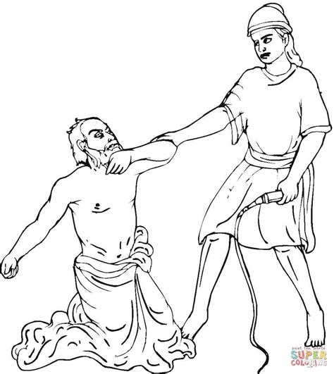 coloring page for the unforgiving servant parable of the unforgiving servant coloring online super