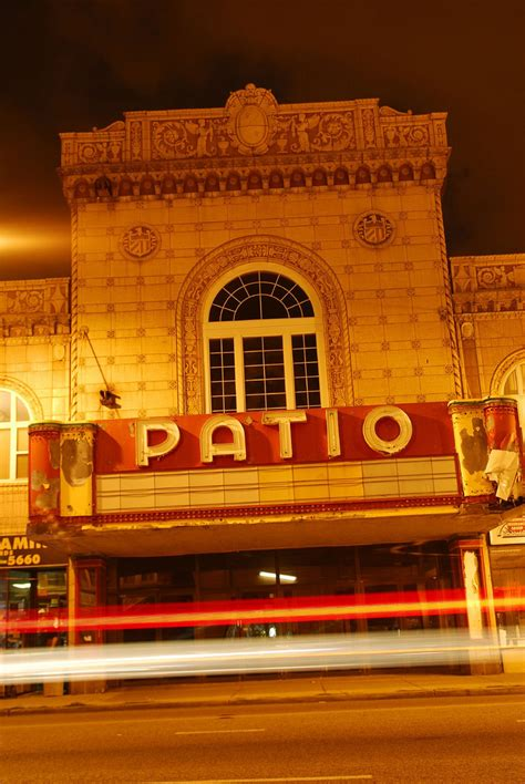 The Patio Theatre by The Best Things To Do And See In Portage Park Chicago