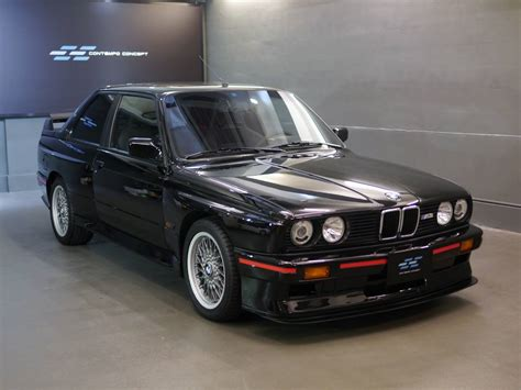 bmw sport m3 this bmw e30 m3 sport evolution is up for sale for a lot