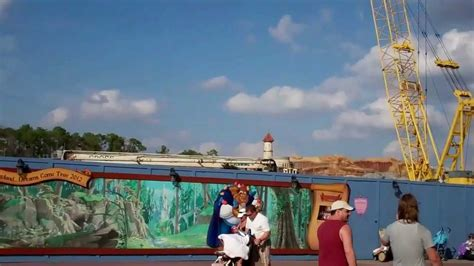 disney world welcomes new fantasyland attractions this new fantasyland expansion construction 2012 magic kingdom