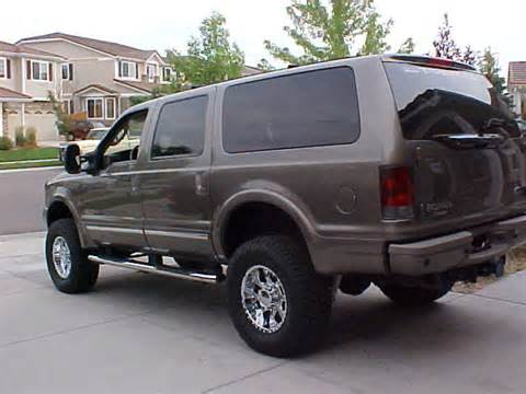 2003 Ford Excursion 2003 Ford Excursion Exterior Pictures Cargurus