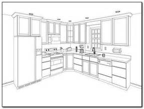 How To Design Kitchen Cabinets Layout Finding Your Kitchen Cabinet Layout Ideas Home And Cabinet Reviews