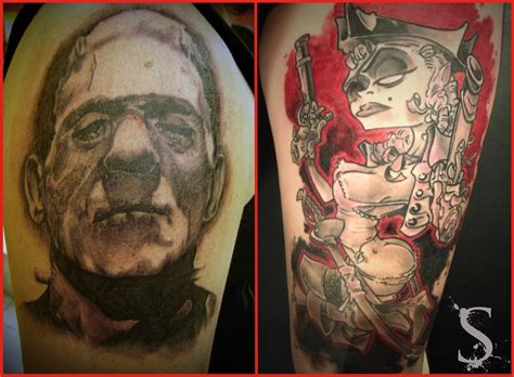 scully tattoo artist of the week scully lw mag