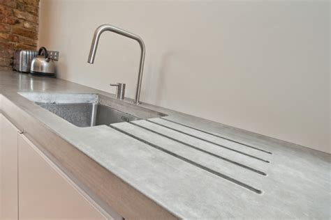arbeitsplatte betonoptik arbeitsplatte mit betonoptik k 252 chenarbeitsplatten aus beton