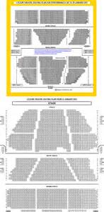lyceum theatre floor plan cheap theatre tickets the king