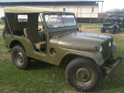 1953 Willys Jeep M38a1 Jeep Classic Willys Jeep M38a1 1953 For Sale