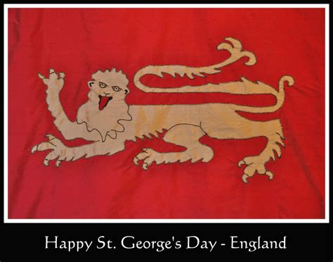 S Day Uk Happy St George S Day By Masimage On Deviantart