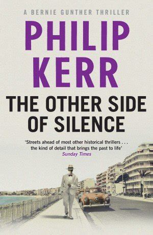 Pdf Other Silence Bernie Gunther Novel by Up Call 187 Crime Fiction Lover