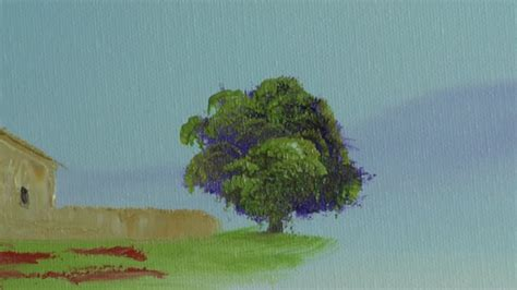 bob ross painting vimeo lavender field painting lesson