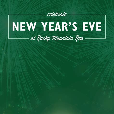 new year how celebrate current season rocky mountain repertory theatre
