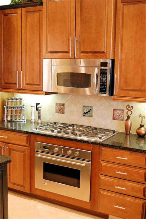 Decorative Kitchen Backsplash Tiles Decorative Ceramic Tiles Contemporary Kitchen New Orleans By Pacifica Tile Studio