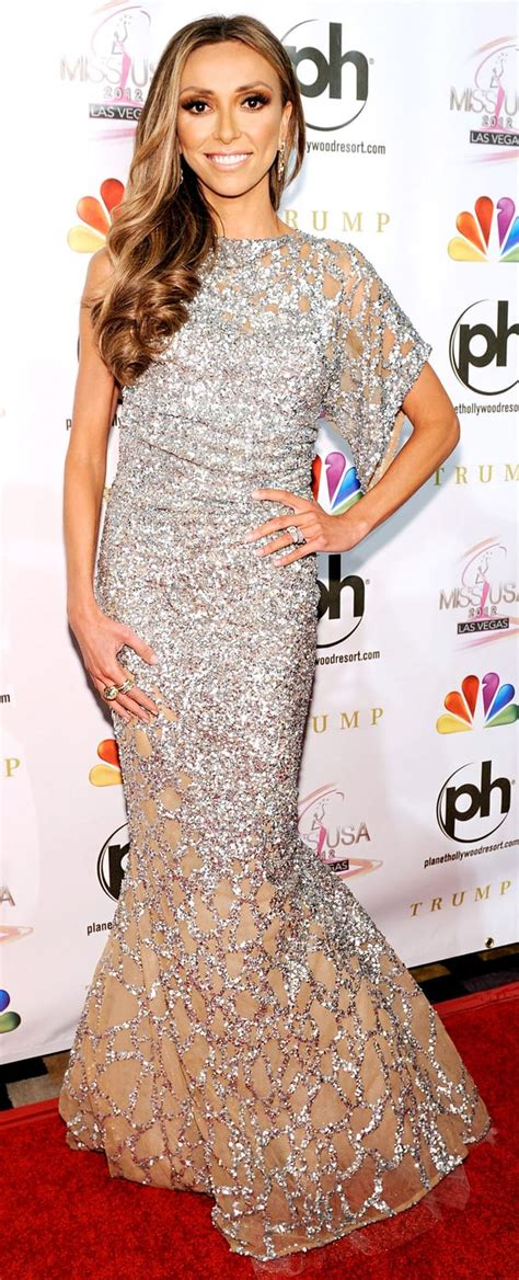 giuliana rancic picture 53 the official 2012 miss usa giuliana rancic 2012 miss usa pageant red carpet 24 7