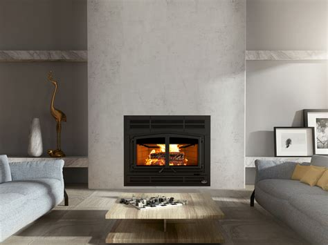 Foyer Au Bois Horizon Wood Fireplaces Osburn
