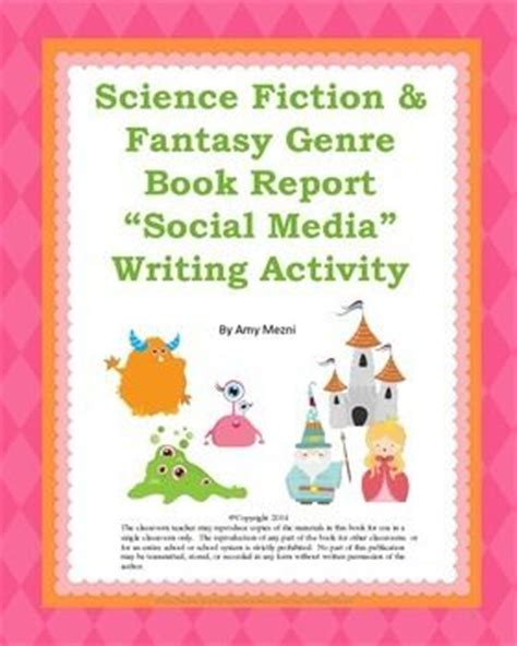 science fiction book report science fiction genre book report profile page