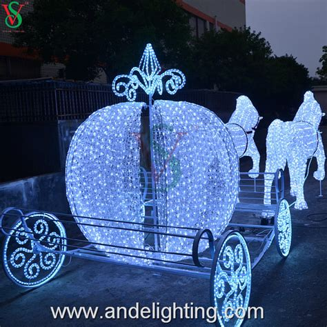 lighted and carriage outdoor outdoor decorations and carriage