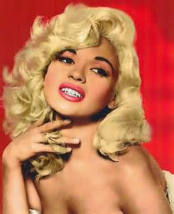 Jayne Mansfield by Great Actresses Jayne Mansfield