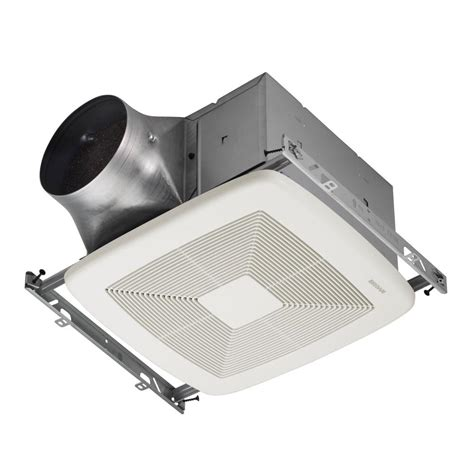 bathroom exhaust fan cfm broan ultra green 80 cfm multi speed ceiling bathroom