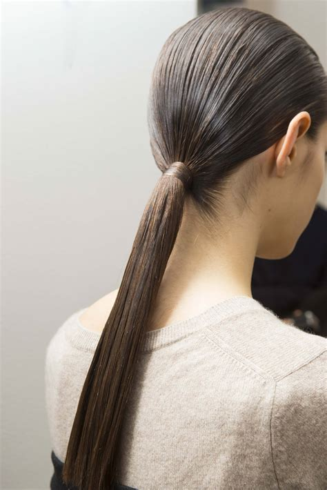 gel ponytail hairstyles last minute hairstyles 3 easy looks for new years eve